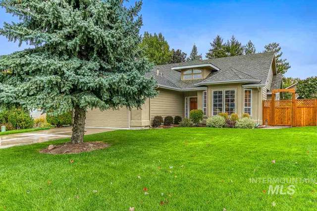 4858 N Lake Shore Pl., Boise, ID 83714 (MLS #98744953) :: Alves Family Realty