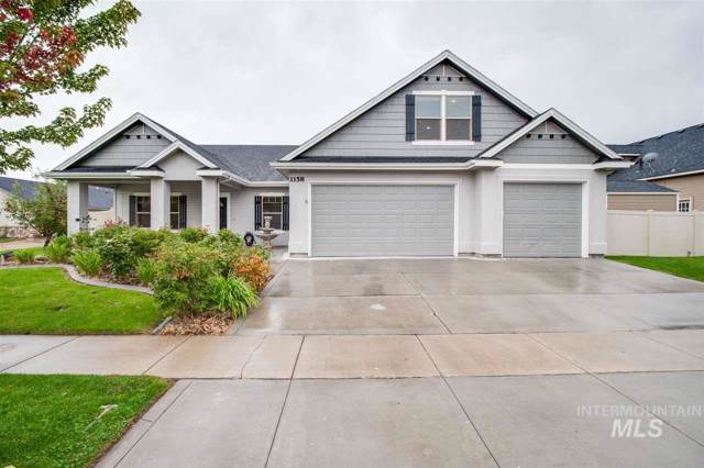 1158 N Meadowstream Place, Star, ID 83669 (MLS #98744964) :: Epic Realty