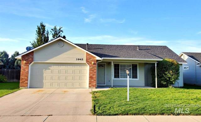 3942 E Florence Dr, Meridian, ID 83642 (MLS #98745063) :: Epic Realty