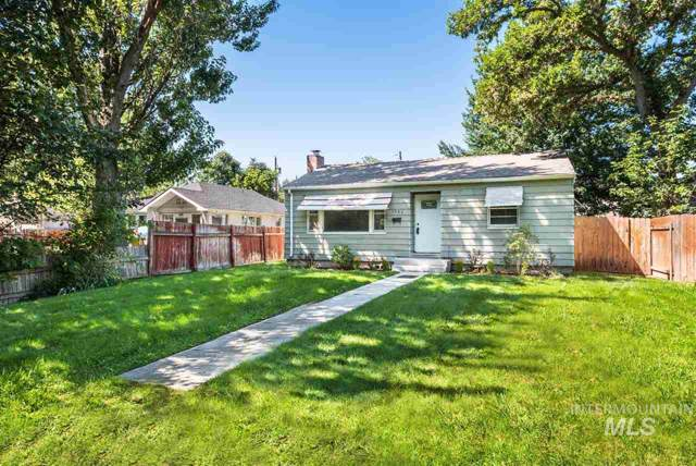 1507 S Lincoln, Boise, ID 83706 (MLS #98745098) :: Juniper Realty Group