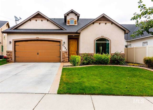2052 E Mountain Man Dr, Meridian, ID 83646 (MLS #98745166) :: Epic Realty