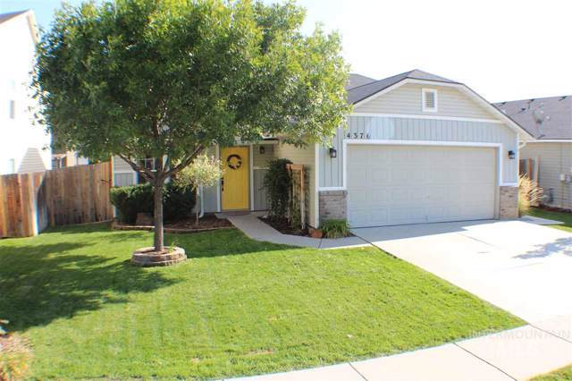 4376 S Glenmere Way, Meridian, ID 83642 (MLS #98745231) :: Full Sail Real Estate