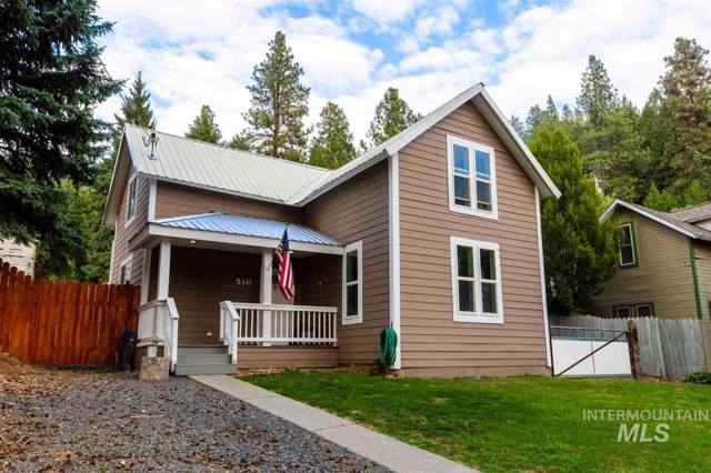 510 S Pine Street, Troy, ID 83871 (MLS #98745234) :: Juniper Realty Group