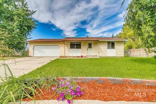 3469 N Kingswood, Boise, ID 83704 (MLS #98745235) :: Full Sail Real Estate