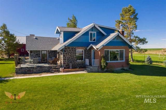 905 S 2100 W, Hazelton, ID 83335 (MLS #98745243) :: City of Trees Real Estate