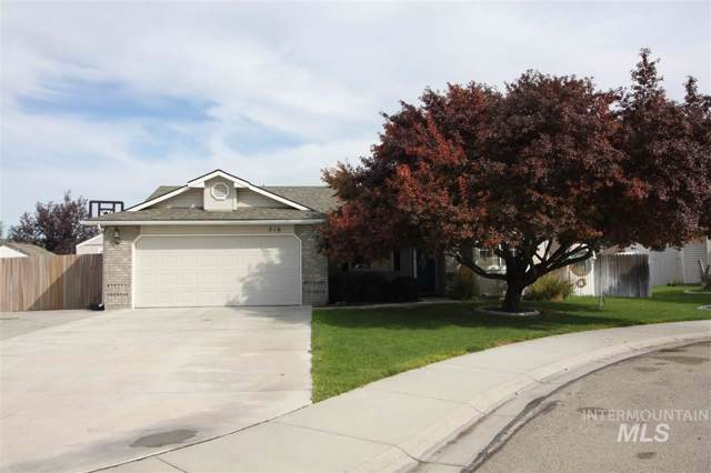516 Winter Ct, Nampa, ID 83686 (MLS #98745244) :: City of Trees Real Estate