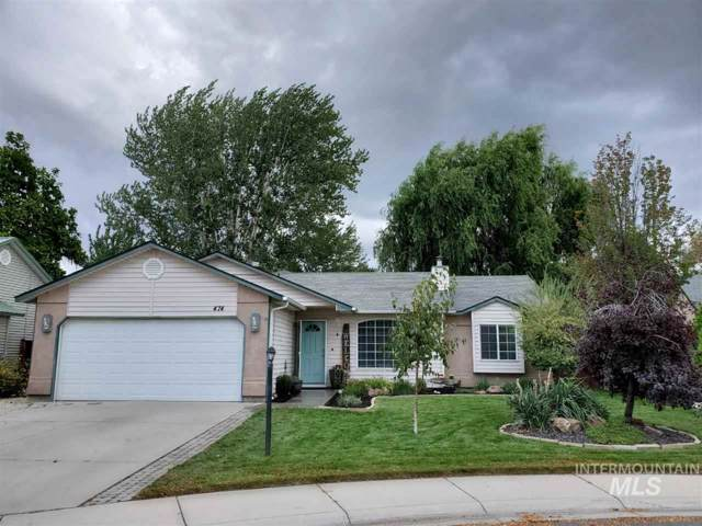 474 N Knox, Star, ID 83669 (MLS #98745245) :: City of Trees Real Estate