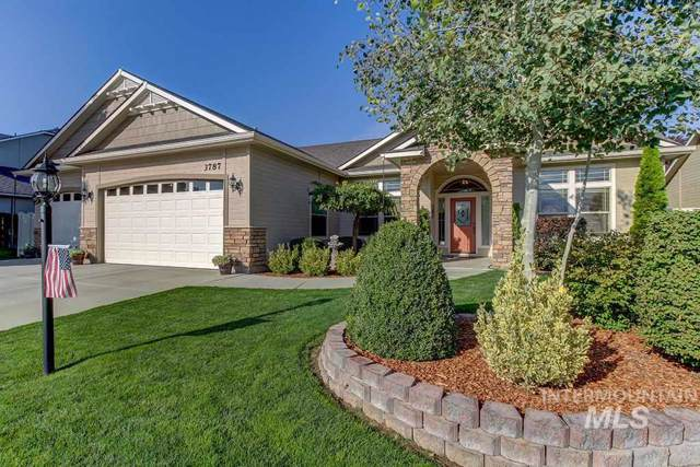 3787 N Frandon Ave., Meridian, ID 83646 (MLS #98745278) :: Minegar Gamble Premier Real Estate Services