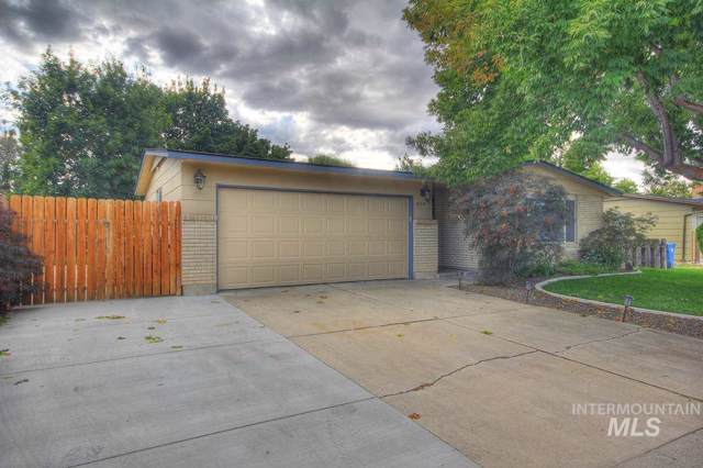 2115 N Courtney, Boise, ID 83704 (MLS #98745280) :: New View Team