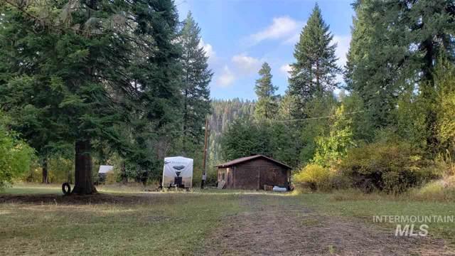 389 Suttler Creek Road, Kooskia, ID 83539 (MLS #98745283) :: Juniper Realty Group