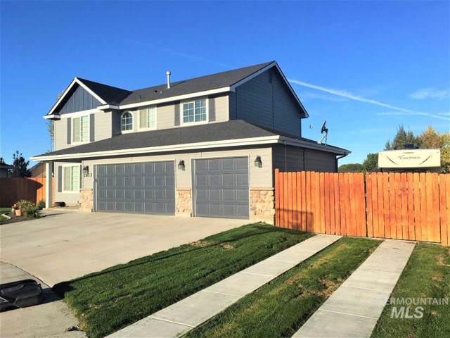2613 S Rhineriver Ct, Nampa, ID 83686 (MLS #98745289) :: Jeremy Orton Real Estate Group