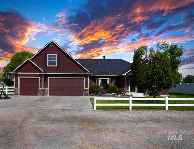 2439 S Happy Valley Rd, Nampa, ID 83686 (MLS #98745298) :: New View Team