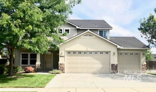 4442 E Elk River St., Nampa, ID 83686 (MLS #98745302) :: New View Team