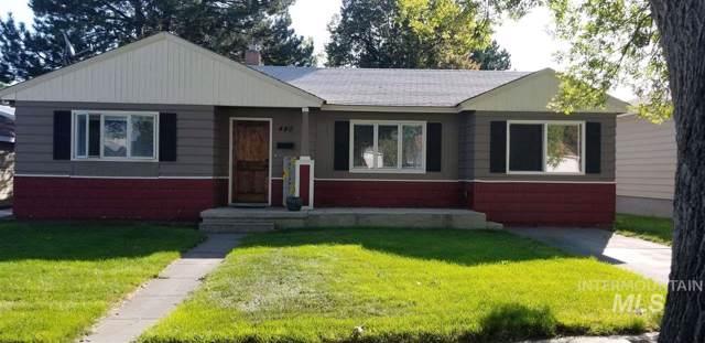 440 Bracken Street, Twin Falls, ID 83301 (MLS #98745361) :: Jon Gosche Real Estate, LLC