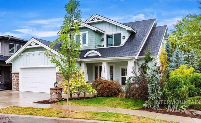 2699 S Creek Pointe Lane, Eagle, ID 83616 (MLS #98745399) :: Jon Gosche Real Estate, LLC