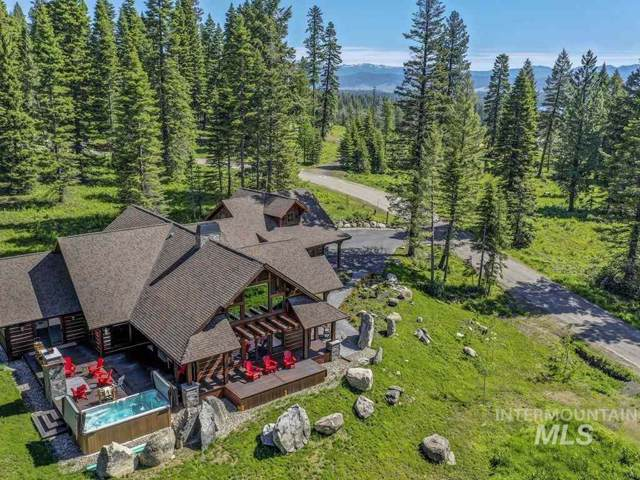 161 Sugarloaf, Donnelly, ID 83615 (MLS #98745435) :: Minegar Gamble Premier Real Estate Services