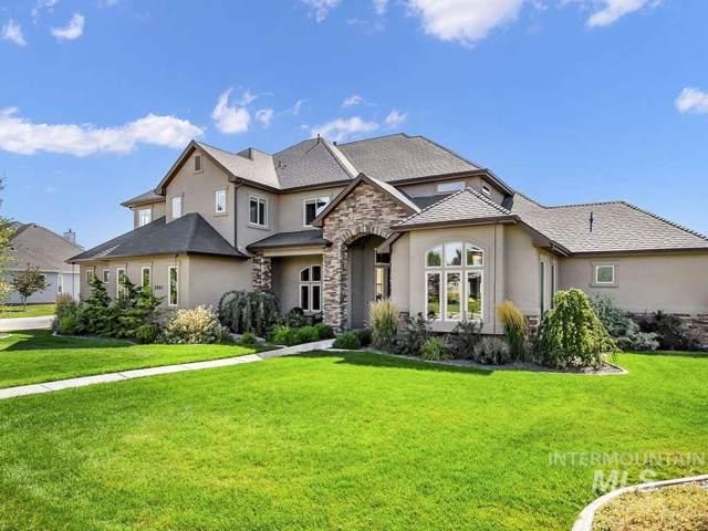 3993 W Temple Drive, Eagle, ID 83616 (MLS #98745498) :: Jon Gosche Real Estate, LLC