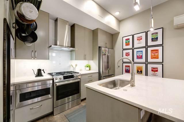 611 S 8th Street Unit 111, Boise, ID 83702 (MLS #98745573) :: Jon Gosche Real Estate, LLC