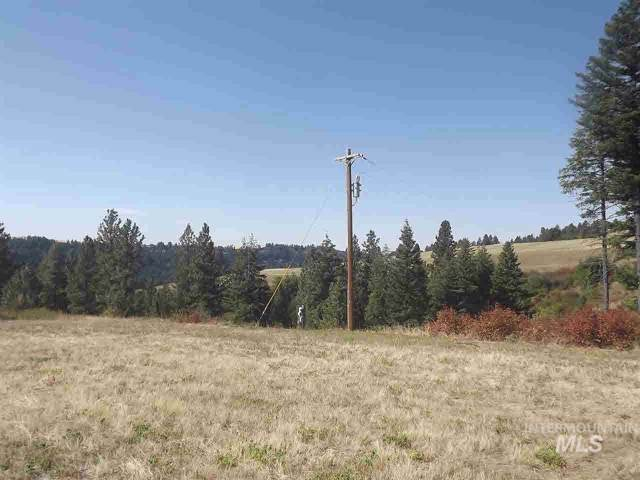 TBD Cedar Ridge Road, Kendrick, ID 83537 (MLS #98745634) :: New View Team