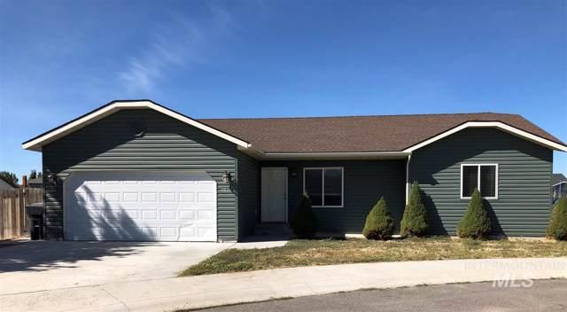 1011 Jacklyne Circle, Filer, ID 83328 (MLS #98745739) :: Boise River Realty