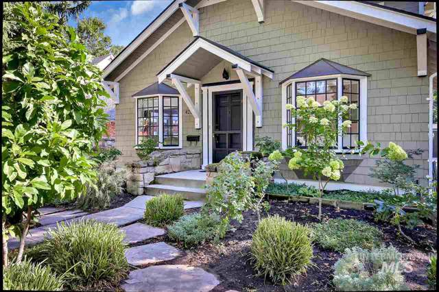 425 Pueblo Street, Boise, ID 83702 (MLS #98745850) :: Team One Group Real Estate