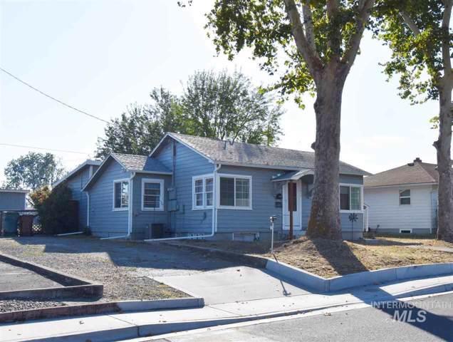 1017 12th Street, Clarkston, WA 99403 (MLS #98745893) :: New View Team