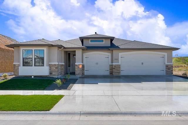 4302 E Westport Ct, Meridian, ID 83642 (MLS #98745901) :: Team One Group Real Estate