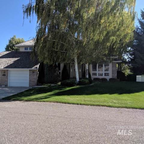 561 Terrace Drive, Burley, ID 83318 (MLS #98745926) :: New View Team