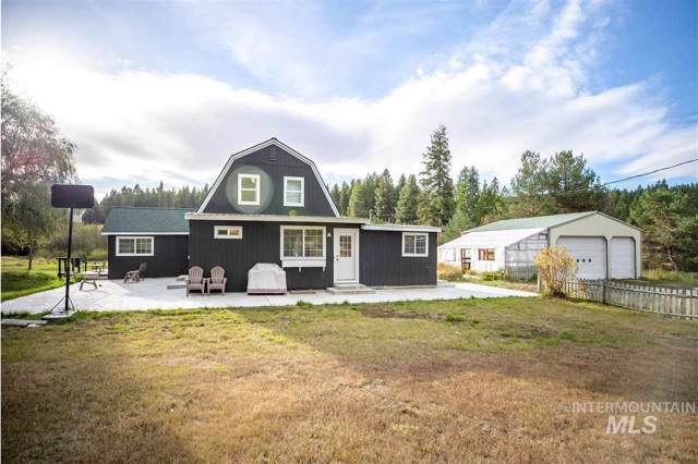 1166 Flannigan Creek Road, Viola, ID 83872 (MLS #98745970) :: Adam Alexander