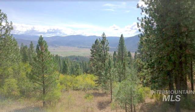 Lot 71 Shadow Ridge, Garden Valley, ID 83622 (MLS #98745979) :: New View Team