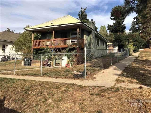 915 Cedar St., Potlatch, ID 83855 (MLS #98746044) :: Adam Alexander