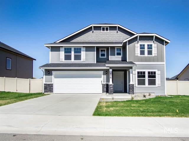 3874 E Holly Ridge Dr., Nampa, ID 83687 (MLS #98746115) :: Minegar Gamble Premier Real Estate Services