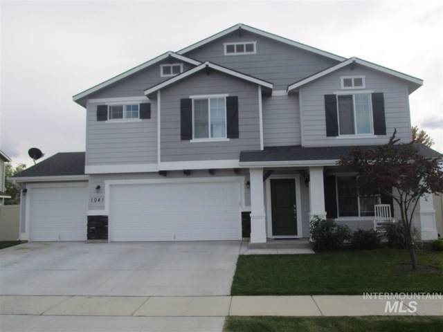 1041 W Darrah Dr., Meridian, ID 83646 (MLS #98746169) :: Boise River Realty