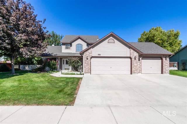 1632 E Bishop Way, Eagle, ID 83616 (MLS #98746181) :: Jon Gosche Real Estate, LLC