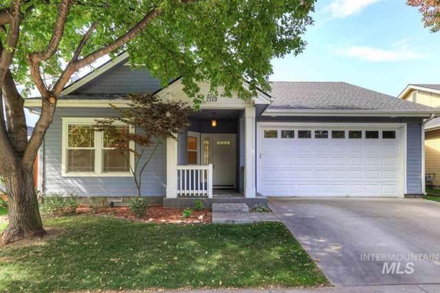2149 N Trail Creek Ln, Eagle, ID 83616 (MLS #98746192) :: Jon Gosche Real Estate, LLC