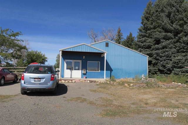 130 E Avenue D, Wendell, ID 83355 (MLS #98746193) :: New View Team
