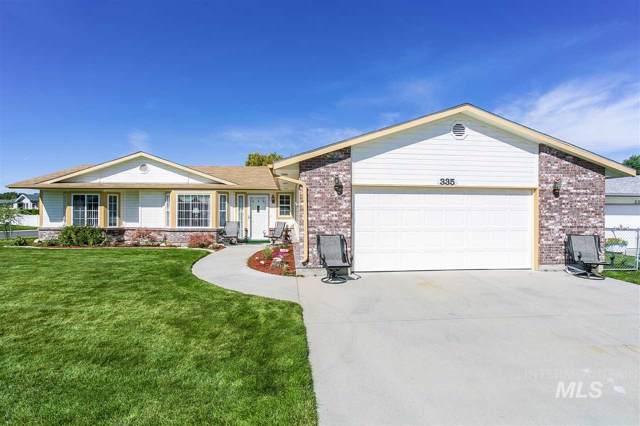 1100 Burnett Dr #335, Nampa, ID 83651 (MLS #98746197) :: Jon Gosche Real Estate, LLC