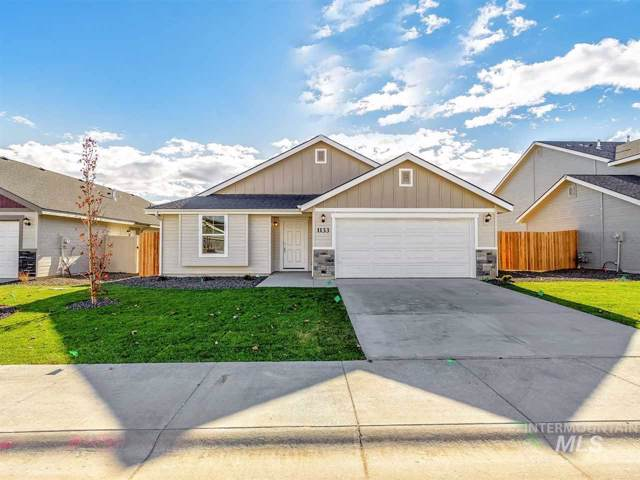 7502 S Rudder Way, Boise, ID 83709 (MLS #98746236) :: Adam Alexander