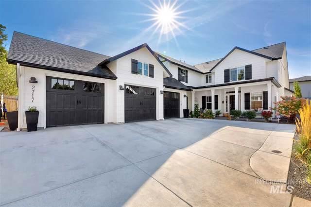 2717 W Edgemoor Lane, Boise, ID 83702 (MLS #98746285) :: Juniper Realty Group