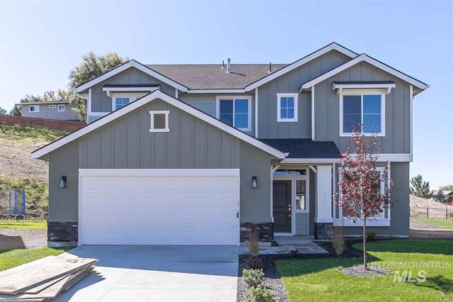 3810 W Peak Cloud Ct, Meridian, ID 83642 (MLS #98746319) :: Minegar Gamble Premier Real Estate Services
