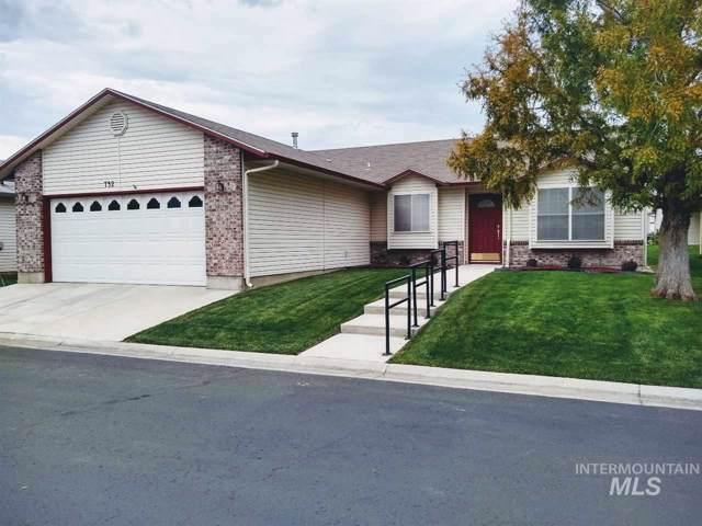 732 Cambridge St, Nampa, ID 83651 (MLS #98746370) :: Jon Gosche Real Estate, LLC