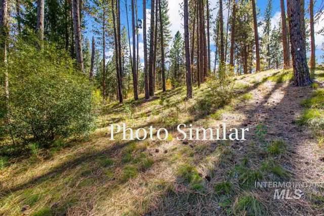TBD Lot 1/Blk 2 Clear Creek Road, Boise, ID 83716 (MLS #98746398) :: New View Team