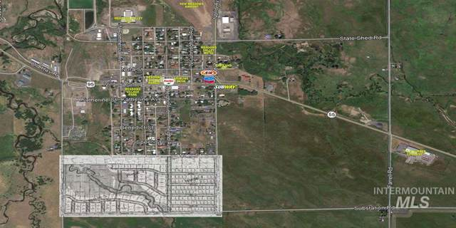 TBD Substation Road, New Meadows, ID 83654 (MLS #98746402) :: New View Team