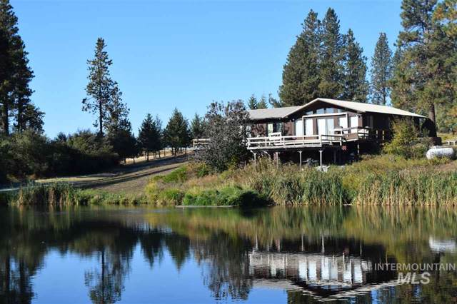 1909 Old Reubens Rd, Craigmont, ID 83523 (MLS #98746405) :: Idahome and Land