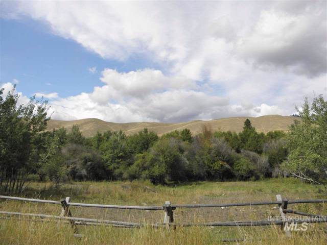 Fourth Of July Creek Road, North Fork, ID 83466 (MLS #98746416) :: Navigate Real Estate