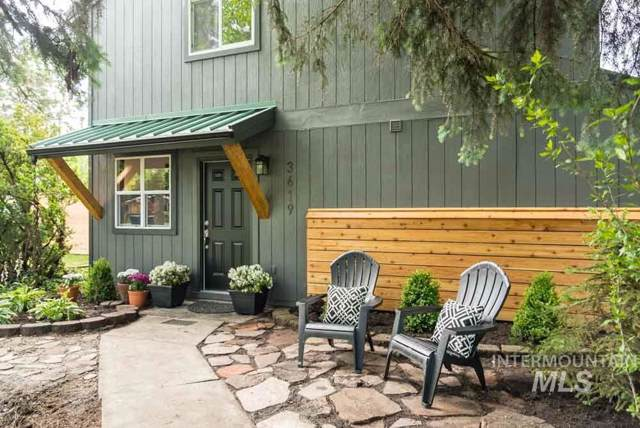 3619 W Sunset, Boise, ID 83703 (MLS #98746423) :: Boise River Realty