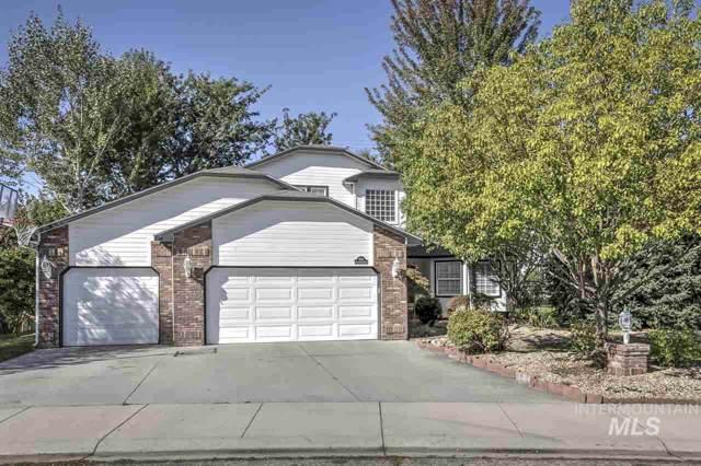 3321 N Summerbrook Place, Meridian, ID 83646 (MLS #98746424) :: Beasley Realty