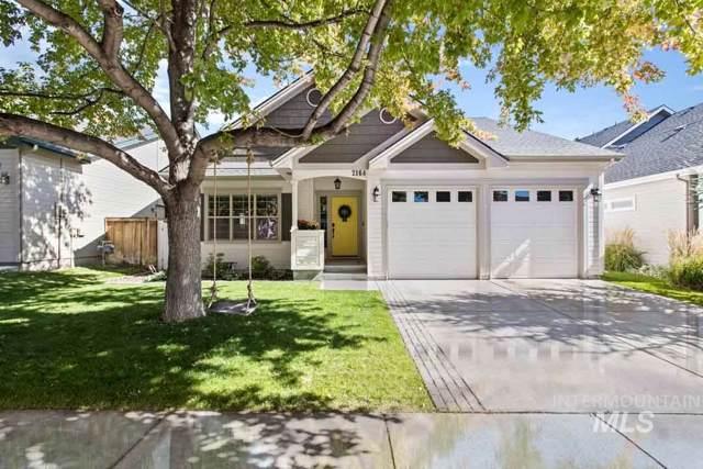 2164 N Trail Creek Ln, Eagle, ID 83616 (MLS #98746512) :: Jon Gosche Real Estate, LLC