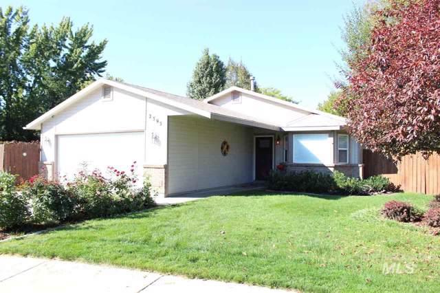 2395 N Kelsey Pl, Meridian, ID 83646 (MLS #98746530) :: Boise River Realty