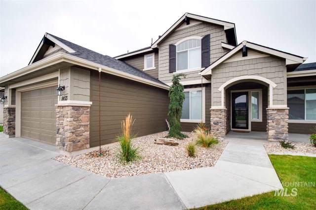 1453 W Aspen Cove Dr., Meridian, ID 83642 (MLS #98746544) :: Boise River Realty